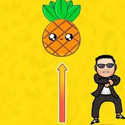 Pineapple Pen vs Gangnam Style
